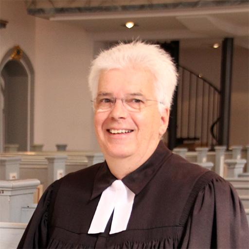 Pfarrer Bernd Stollewerk